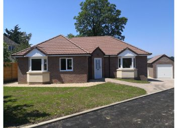 Thumbnail 3 bed detached bungalow for sale in Brookhill Gardens, Axminster