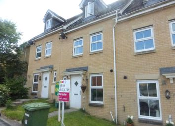 Thumbnail 3 bed terraced house for sale in St Davids Heights, Miskin, Pontyclun