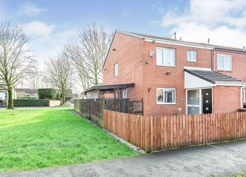 Thumbnail 4 bed end terrace house for sale in Robin Hey, Leyland, Lancashire