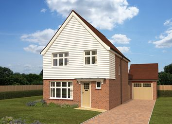 """Thumbnail 3 bed detached house for sale in """"Warwick"""" at Roman Way, Rochester"""