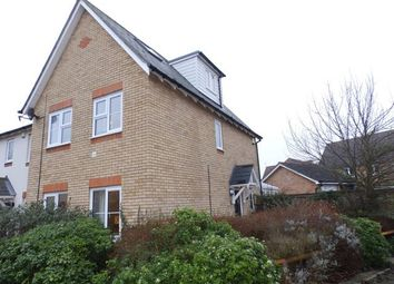 Thumbnail 4 bedroom semi-detached house for sale in Wyvern Road, Ipswich