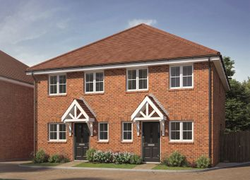 Thumbnail 3 bedroom semi-detached house for sale in Walshes Road, Crowborough