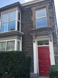 Thumbnail 2 bed flat to rent in Longfield Crescent, Swansea