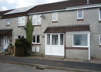 Thumbnail 2 bed terraced house to rent in Herring Close, Liskeard