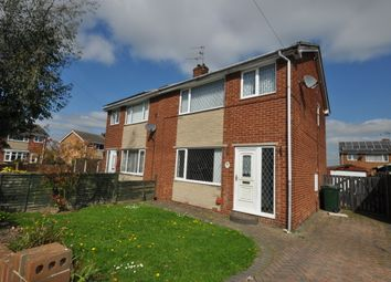 Thumbnail 3 bed semi-detached house to rent in Birchwood Close, Thorne, Doncaster