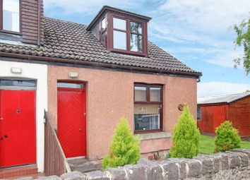 Thumbnail 2 bed semi-detached house for sale in North Terra Cotta Cottage, Main Road, Maddiston
