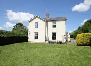 Thumbnail 5 bed detached house for sale in Sarn, Newtown