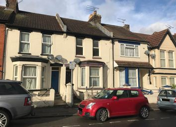 Thumbnail 1 bed flat for sale in 156A Richmond Road, Gillingham, Kent