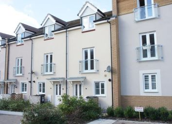 Thumbnail 3 bedroom town house to rent in Inkerman Close, Horfield, Bristol