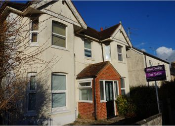 Thumbnail 2 bed flat for sale in Stourvale Road, Bournemouth