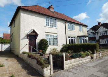 Thumbnail 2 bed semi-detached house for sale in St. Georges Road, Cosham, Portsmouth