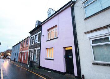 Thumbnail 4 bedroom terraced house for sale in Ebenezer Terrace, Newport