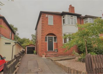 Thumbnail 3 bed semi-detached house for sale in St. Johns Grove, Wakefield
