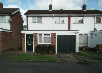 Thumbnail 3 bed semi-detached house to rent in The Firs, Daventry