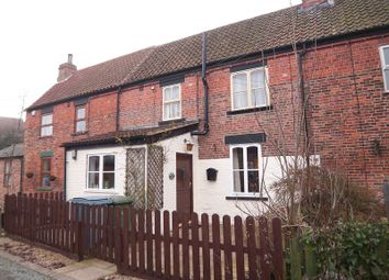 Thumbnail 2 bed terraced house to rent in Old School Court, Main Street, Farnsfield, Newark