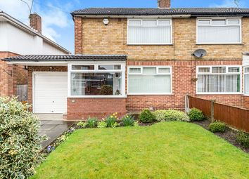Thumbnail 3 bed semi-detached house for sale in Cartmel Drive, Rainhill, Prescot