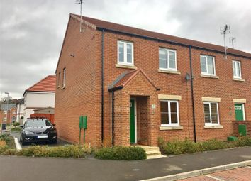 Thumbnail 3 bed town house for sale in Parkland View, Huthwaite, Sutton-In-Ashfield