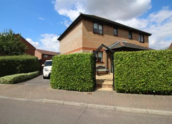 Thumbnail 3 bed semi-detached house for sale in Coalport Close, Church Langley, Harlow