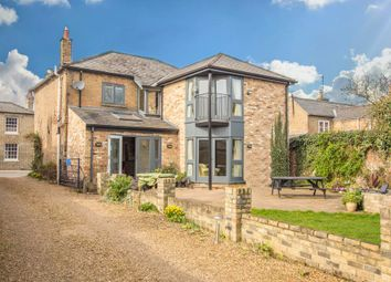 Thumbnail 5 bedroom detached house for sale in High Street, Cottenham, Cambridge