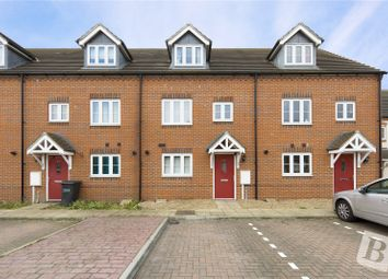 Thumbnail 4 bedroom terraced house for sale in Quarry Close, Gravesend, Kent