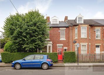 Thumbnail 3 bed end terrace house for sale in Manor House Road, Jesmond, Newcastle Upon Tyne