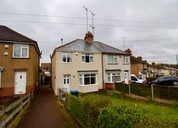 Thumbnail 4 bed semi-detached house to rent in London Road, Whitley, Coventry