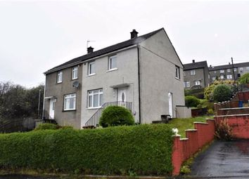 Thumbnail 2 bedroom semi-detached house for sale in 26, Athole Terrace, Greenock