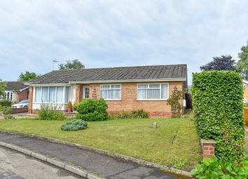 Thumbnail 3 bedroom detached bungalow for sale in Douglas Close, Halesworth