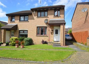 Thumbnail 3 bed semi-detached house for sale in Micklehouse Wynd, Baillieston, Glasgow