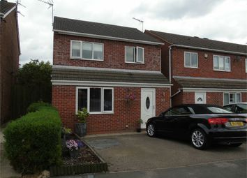 Thumbnail 3 bedroom detached house for sale in Charnwood Road, Barwell, Leicestershire