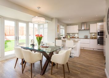 "Thumbnail 4 bed detached house for sale in ""Bradgate"" at South Road, Durham"