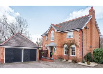 Thumbnail 4 bed detached house for sale in Balmoral Close, Fernhill Heath, Worcester