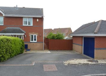 Thumbnail 2 bed semi-detached house for sale in Showle Acre, Rhoose, Barry