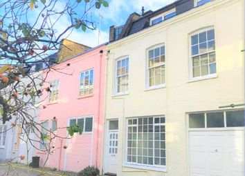 Thumbnail 4 bed mews house for sale in Princes Gate Mews, London