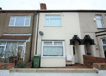 Thumbnail 3 bed terraced house for sale in 431 Wellington Street, Grimsby