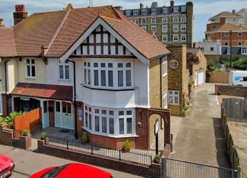 7 bed semi-detached house for sale in West Cliff Avenue, Broadstairs CT10