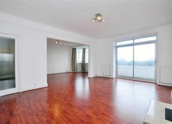 Thumbnail 4 bed flat to rent in St James Close, St Johns Wood, London