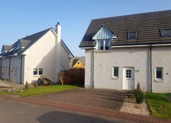 Thumbnail 2 bedroom semi-detached house for sale in Johnstone Road, Aviemore