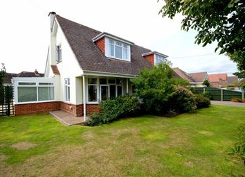 Thumbnail 3 bed property for sale in Sea Road, Barton On Sea, New Milton