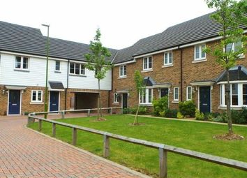 Thumbnail 3 bed terraced house to rent in Aldermere Avenue, Cheshunt, Waltham Cross