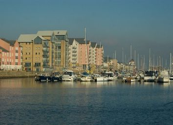Thumbnail 2 bed flat to rent in Estuary House, Lower Burlington Road, Port Marine, Portishead