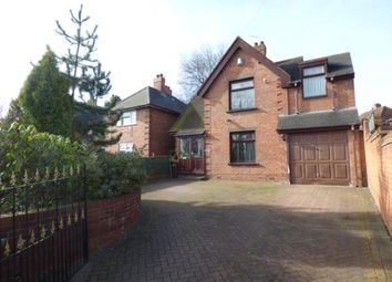 Thumbnail 5 bed detached house for sale in Ingram Road, Bloxwich, West Midlands