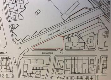 Thumbnail Commercial property for sale in Land For Residential Development, 50 Bispham Road, Blackpool, Lancashire