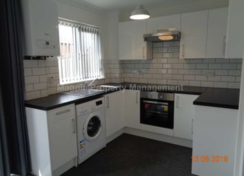 Thumbnail 2 bed terraced house to rent in Knaresborough Court, Eynesbury, St. Neots