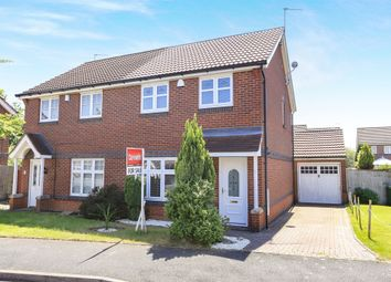3 bed semi-detached house for sale in The Chase, Dunstall Park, Wolverhampton WV6