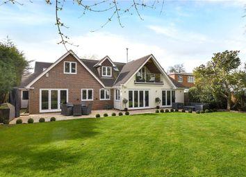Thumbnail 5 bedroom detached house for sale in Buckhurst Grove, Wokingham, Berkshire