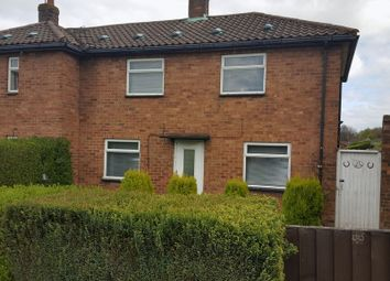 Thumbnail 2 bed semi-detached house to rent in Churchill Road, Arleston, Telford