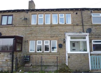 Thumbnail 1 bedroom terraced house for sale in Leymoor Road, Longwood, Huddersfield