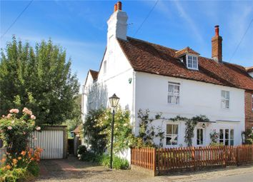 4 bed semi-detached house for sale in High Street, Chipstead, Sevenoaks, Kent TN13