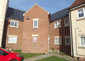 Thumbnail 2 bedroom flat to rent in Regents Court, Gilesgate, Durham